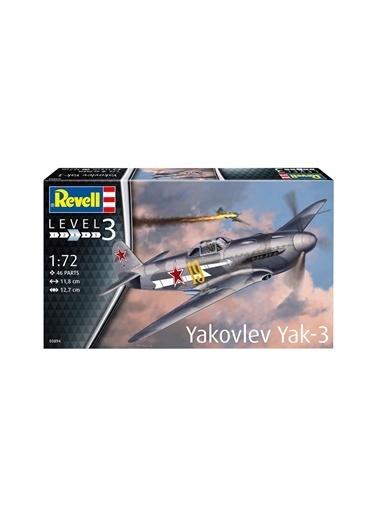 Revell  Maket Yakovlev Yak-3 03894 Renkli